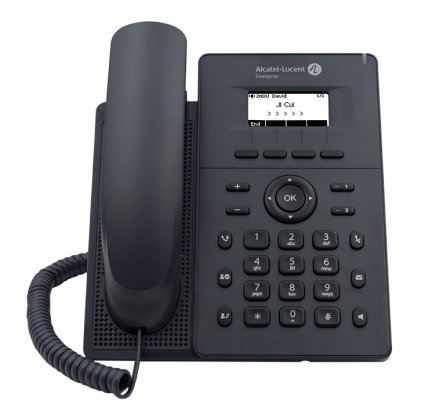 H2/H2P DeskPhones từ Alcatel-Lucent Enterprise